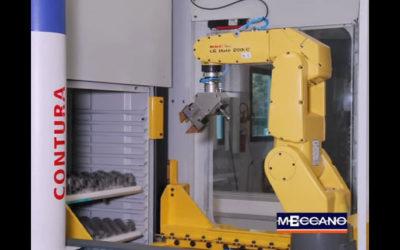 Cassettiera robotizzata PLS per asservimento ZEISS CONTURA