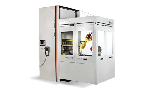 Alimentatore a cassettiera con Robot integrato PLR